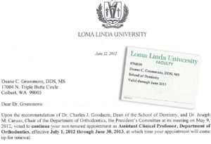 LLU LETTER AND CARD 2